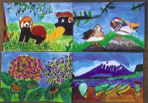 子供絵画14