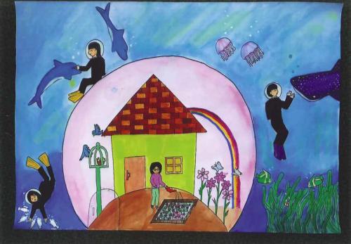 子供絵画24