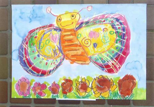 子供絵画3