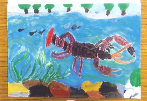 子供絵画6