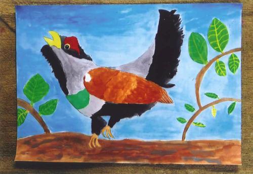 子供絵画9